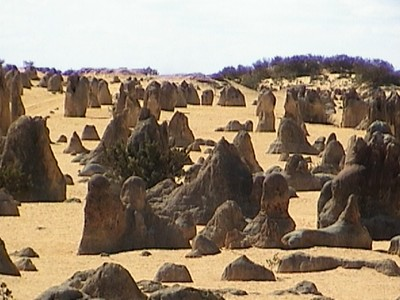 The Pinnacles 1