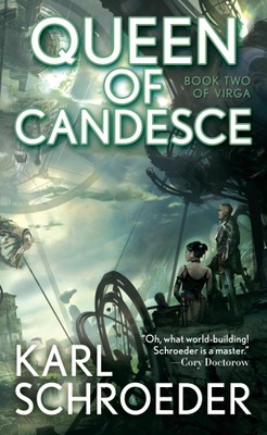 Queen of Candesce mass market cover art