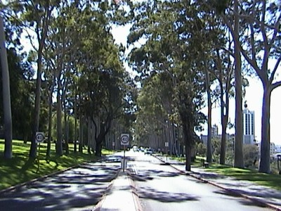 Kings Park entrance