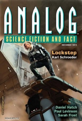 Analog Lockstep issue 1