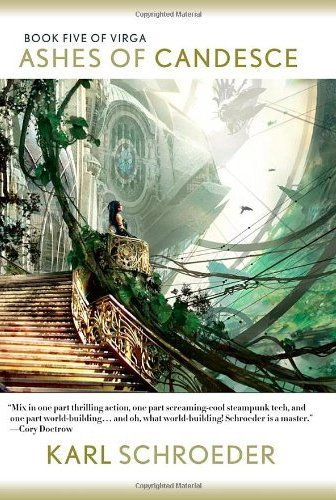 Ashes of Candesce hardcover