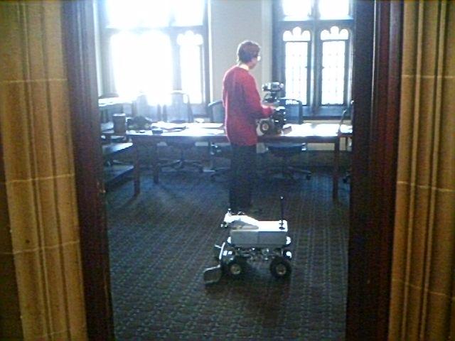 Scibarcamp robots