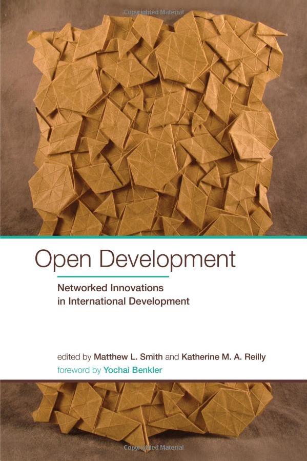 Open Development cover