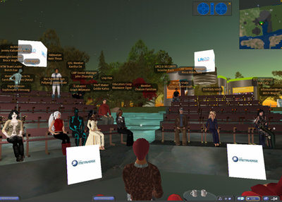 second life interview