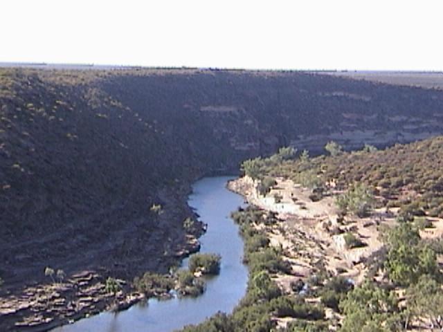 Murcheson river canyon