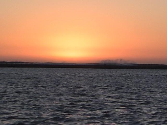 Kalbarri sunset