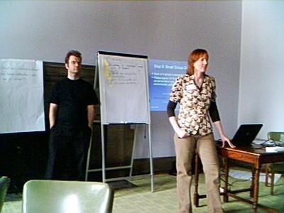 Scibarcamp foresight talk
