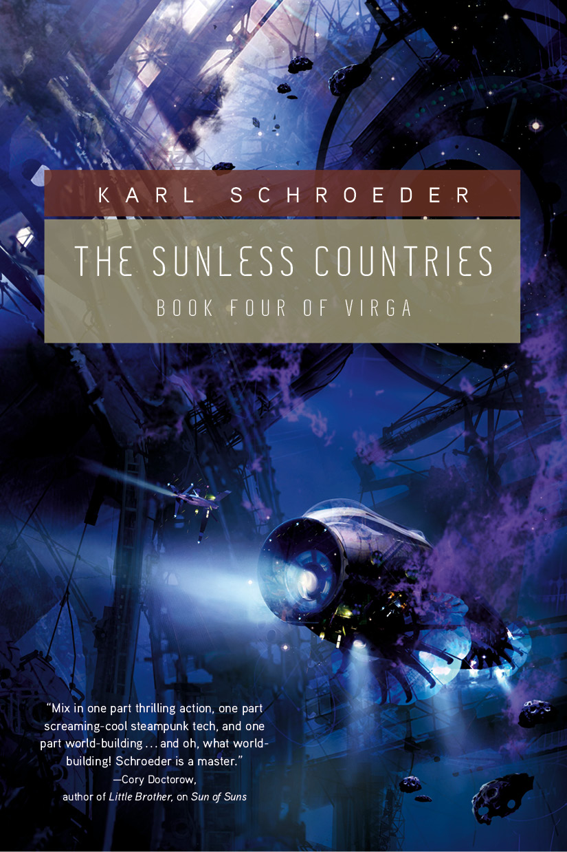 Sunless Countries Trade edition
